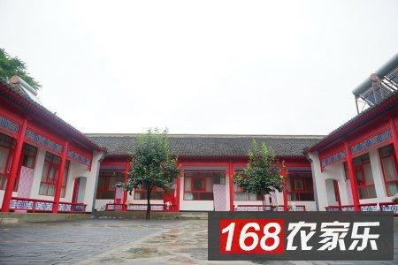 黄花城水长城九渡山庄