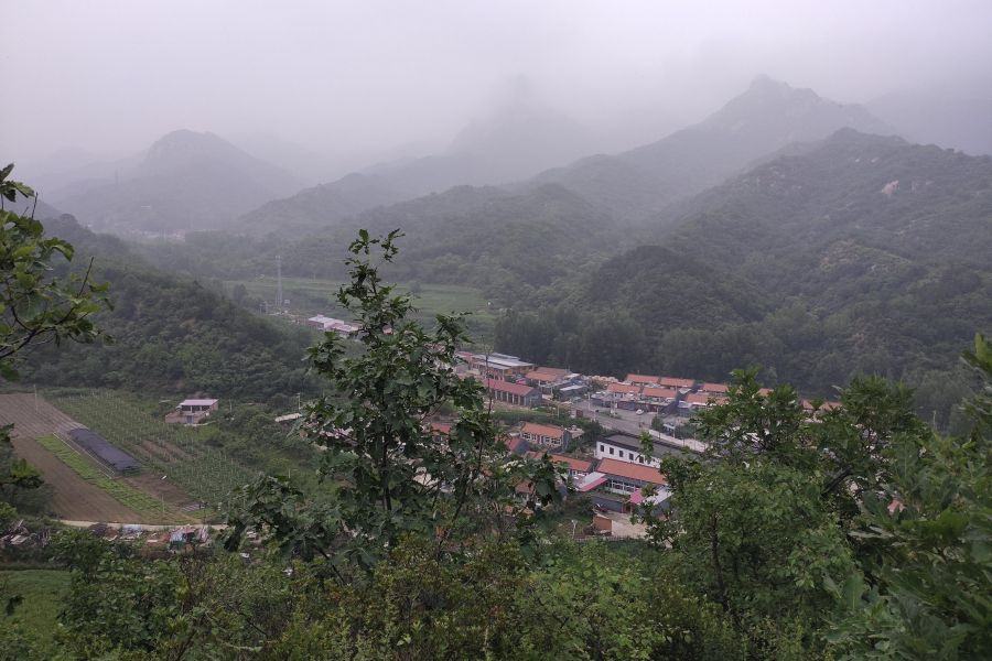 北京喇叭沟门潘国琴农家院