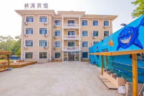 昌黎黄金海岸林涛宾馆