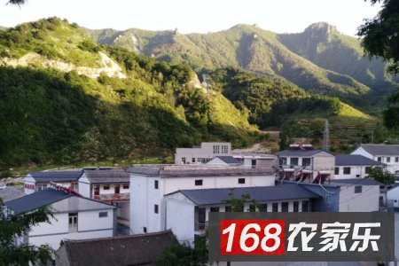 白石山景花山庄(农家院)
