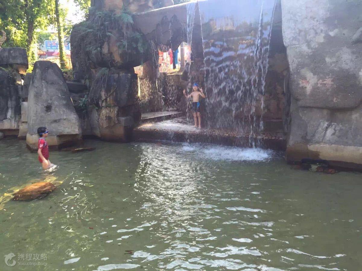 石岩湖温泉度假村