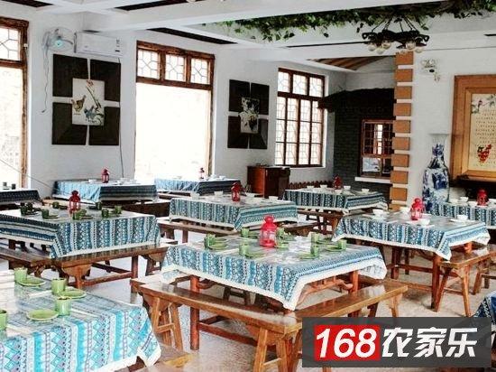 青龙峡水湾部落度假村(水湾部落一部)