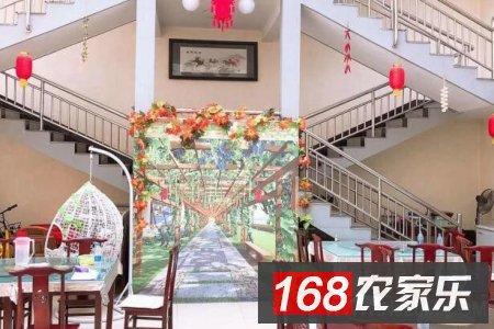 青龙峡桥头堡度假村