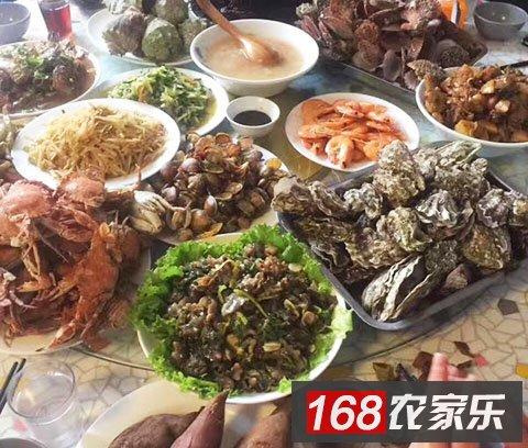 长海瓜皮岛自渔自乐渔家院