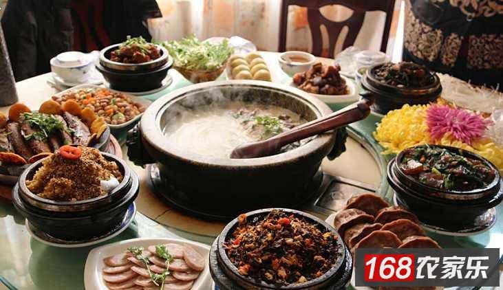 众多北京农家院中都有哪些特色农家宴?