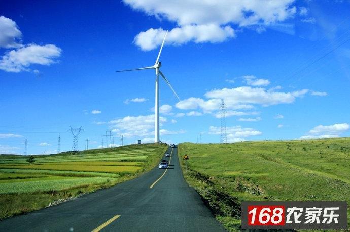 草原天路由132.7公里升级至323.9公里,现已全线贯通!