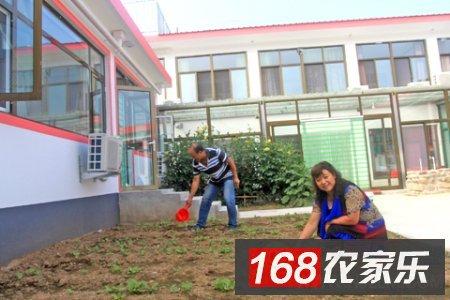 梨木台清水湾农家院