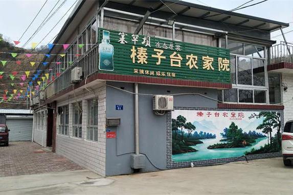 青松岭榛子台农家院