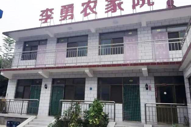 十渡东湖港李勇农家院